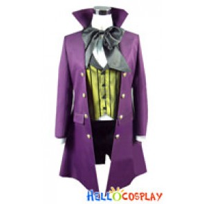 Black Butler 2 Cosplay Alois Trancy Costume