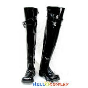 Katekyo Hitman Reborn Cosplay Chrome Dokuro Nagi Boots