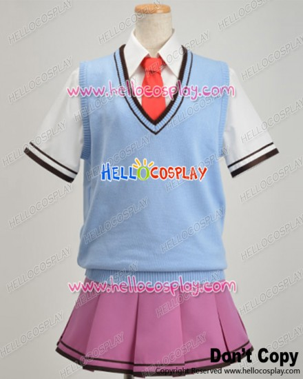 The Pet Girl Of Sakurasou Cosplay Mashiro Shiina Girl Uniform Costume