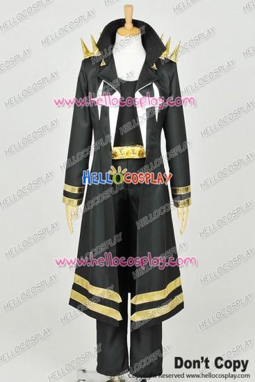 Kill La Kill Cosplay Uzu Sanageyama Final Uniform Costume Black Version