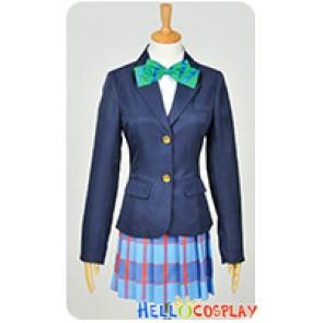 Love Live 2 Cosplay Eli Ayase Nozomi Tojo Nico Yazawa Costume School Uniform