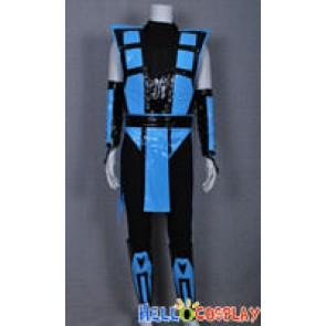 Mortal Kombat Cosplay Ninja Sub Zero Costume