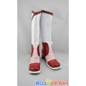 Pretty Cure Cosplay Cure Rouge Boots