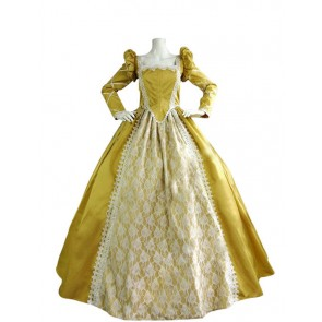 Victorian Lolita Queen Elizabeth Tudor Period Gothic Lolita Dress