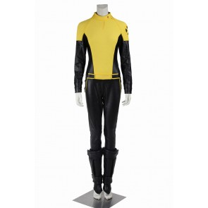 Deadpool Negasonic Teenage Warhead Cosplay Costume