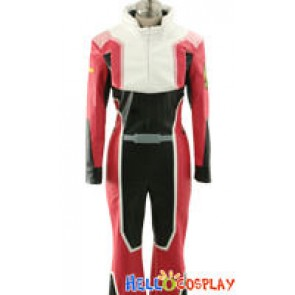 Cagalli Yula Athha Mobile Suit Uniform From Gundam Seed Destiny