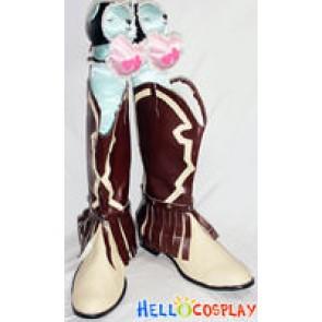 Toaru Majutsu No Index Cosplay Kaori Kanzaki Boots