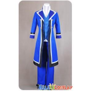K Anime Cosplay Saruhiko Fushimi Costume