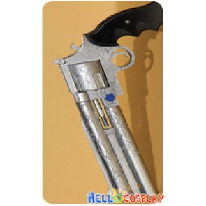 Devil May Cry 4 Cosplay Nero Blue Rose Gun Weapon Prop