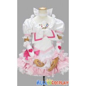 HeartCatch PreCure Cosplay Cure Blossom Pink Dress