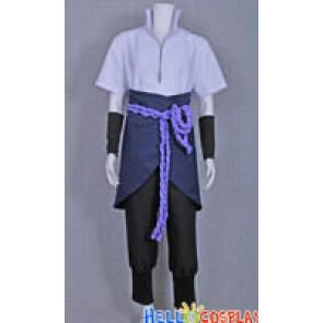 Naruto Cosplay Sasuke Uchiha Costume
