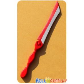 Tokyo Ghoul Cosplay Juzo Suzuya Rei Weapon Pocket Knife Rate/B Prop