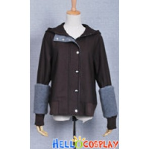 Twilight Costume New Moon Bella Swan Brown Wool Jacket Coat