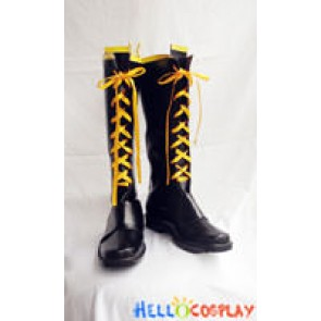 Vocaloid 2 Cosplay Shoes Len Kagamine Boots