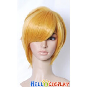 Sandplay Singing of The Dragon Rin Kagamine Cosplay Wig