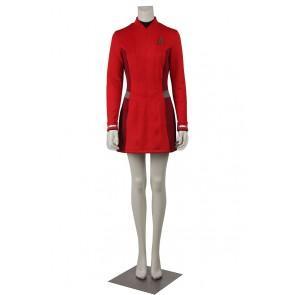 Star Trek Beyond Nyota Uhura Dress Cosplay Costume