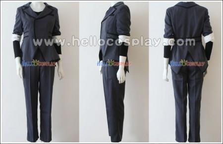 Cluster Edge Cosplay Agate Fluorite Costume