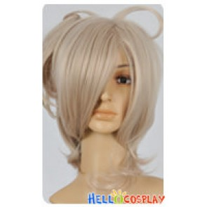 Brothers Conflict Cosplay Louis Asahina Ivory White Beige Wig