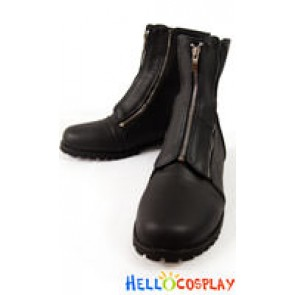 Final Fantasy VII Cosplay Cloud Strife Shoes