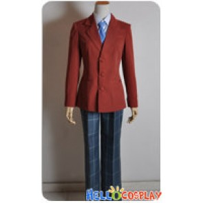 Tonari No Kaibutsu Kun Cosplay Haru Yoshida School Boy Uniform