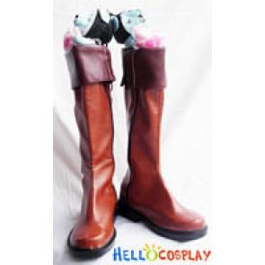 Hakuouki: Shinsegumi Kitan Cosplay Todo Heisuke Boots