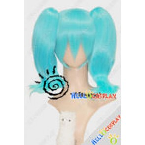 Touhou Project Cosplay Nitori Kawashiro Wig