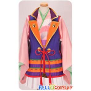 Harukanaru Toki No Naka De 3 Cosplay Nozomi Kasuga Kimono Costume