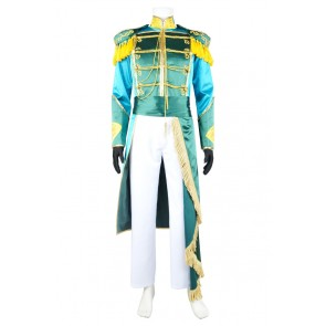 Vocaloid 2 Cosplay Kagamine Len Costume Green