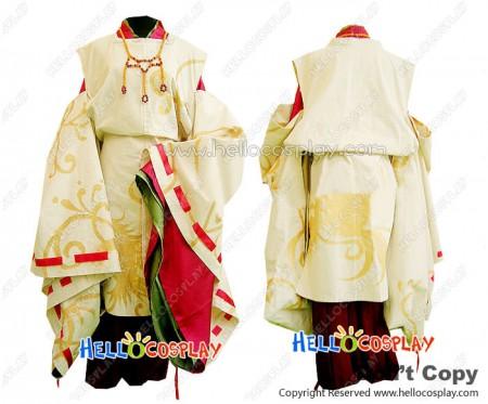Tactics Cosplay Kantarou Ichinomiya Hunting Clothing Costume Kimono
