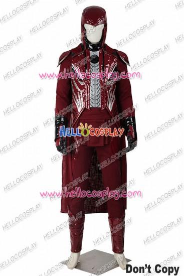 X-Men Apocalypse Magneto Erik Lehnsherr Cosplay Costume