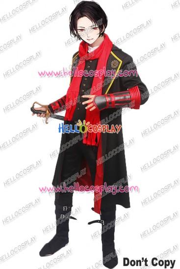Touken Ranbu Kiyomitsu Kashuu Cosplay Costume