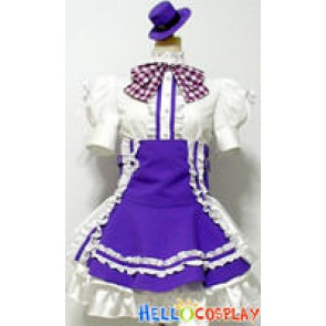 Macross Frontier Gemini Version Sheryl Nome Cosplay Costume