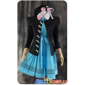 Amnesia Cosplay The Heroine Casual Dress Costume