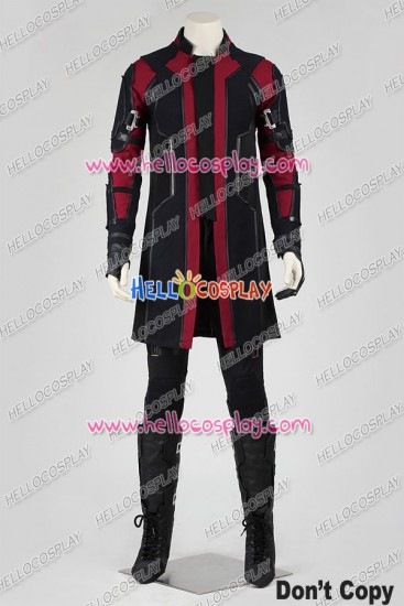 Avengers: Age Of Ultron Hawkeye Clint Barton Cosplay Costume