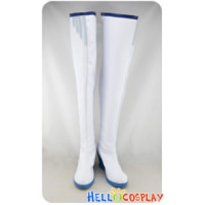 Vocaloid 3 I Style Project Cosplay Aoki Lapis Boots