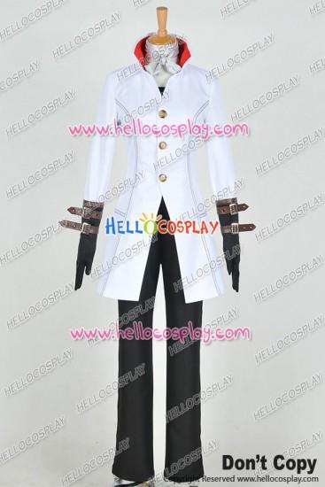 RWBY Cosplay Roman Torchwick Uniform Costume