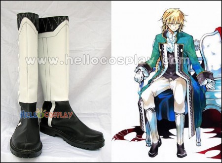 Pandora Hearts Cosplay Jack Vessalius Boots