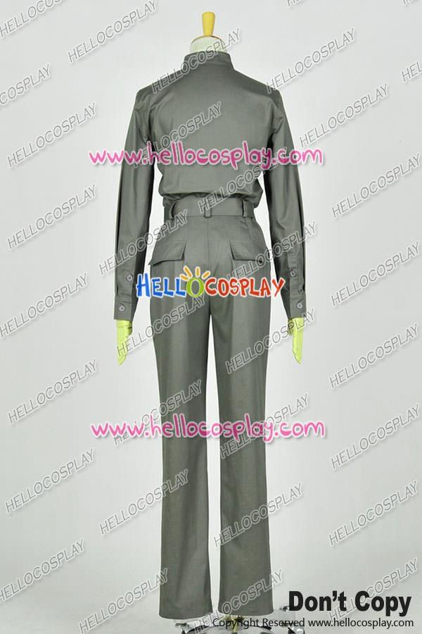 The Hunger Games Katniss Everdeen Cosplay Costume Cotton Version Coat Jacket