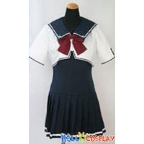 Vocaloid 2 Cosplay Hatsune Miku School Uniform From Project Diva