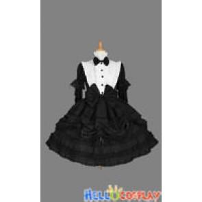 Victorian Gothic Lolita Punk Dress