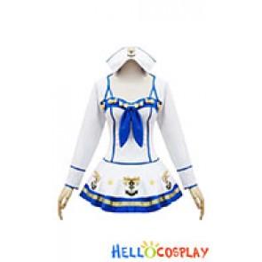 Lolita Cosplay Sexy Navy Sailor Dress