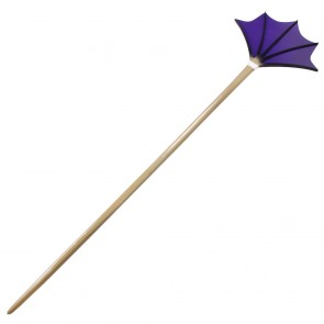 Fairy Tail Cosplay Mystogan Fans Cane Staff Stick Weapon Prop