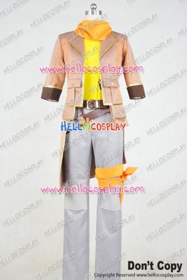 RWBY Cosplay Yang Xiao Long Costume