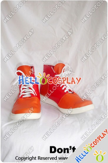 Digimon Cosplay Takuya Kanbara Shoes