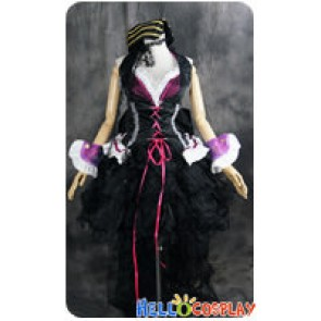 Macross Frontier Cosplay Sheryl Nome Queen Sagittarius Dress Costume