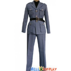 Hetalia Axis Powers North Italy Military Uniform