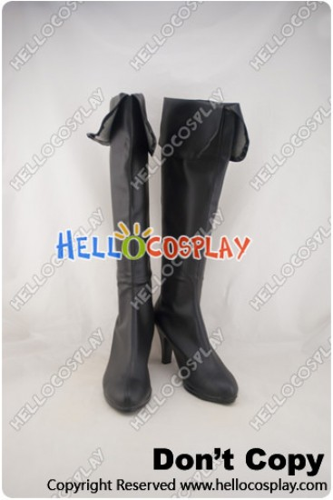 Touhou Project Cosplay Shoes Reimu Hakurei Boots