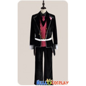Diabolik Lovers Cosplay Reiji Sakamaki School Boy Uniform Costume