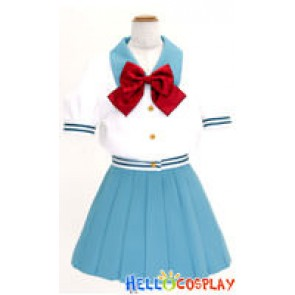 Full Metal Panic Cosplay High School Girl Uniform