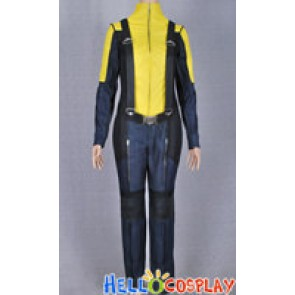 X-men First Class Mystique Cosplay Costume